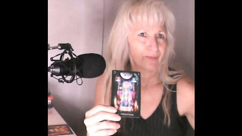 Tarot - Daily Random Channeled Message - Time To Speak Of The Shadow Energy