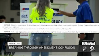 How would Amendment One change Florida Constitution?