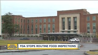 FDA cannot check food properly because of government shutdown - Video