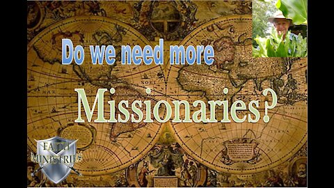 Do we need more missionaries?