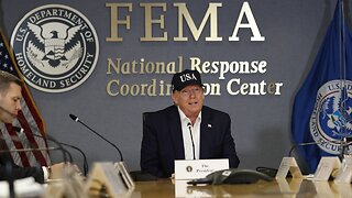 Trump Approves FEMA's Major Disaster Declaration For New York