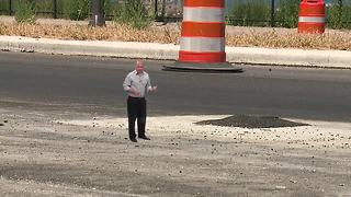 Construction problems on the Shoreway leave Clevelanders frustrated - Video
