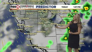 FORECAST: Cooler weather arrives today