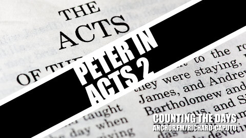 Peter in Acts 2