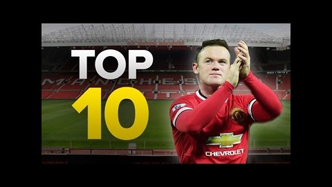 Top 10 moments that made Manchester United