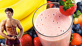 Best smoothie recipes for losing weight & staying young - Video