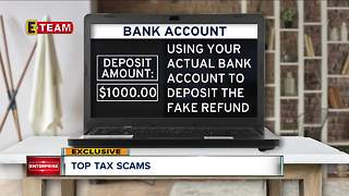 4 slick tax scams to watch out for this year - Video