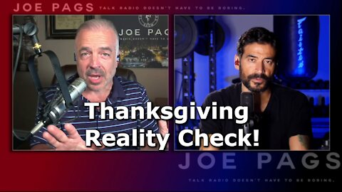 Let's Get Real About Thanksgiving and our Values