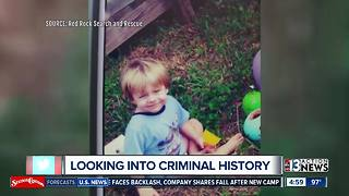 Suspect in toddler death had long criminal history - Video