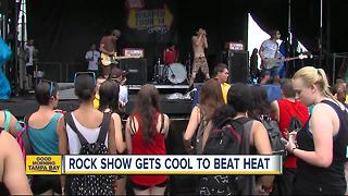 New rules to keep you 'cool' at the Van Warped Tour in St. Petersburg's Vinoy Park - Video