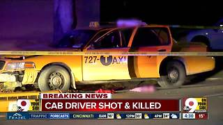 PD: Newport taxi driver shot dead in attempted robbery - Video
