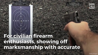 Civilian Shooter Shatters Marksmanship Record - Video