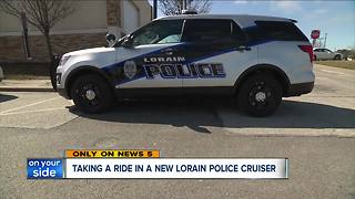 Lorain Police Department gets 20 new police cruisers