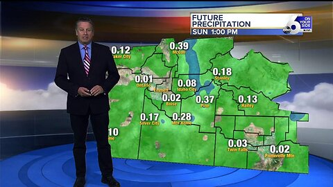 Steve Liebenthal's On Your Side Forecast
