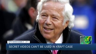 Court: Secret videos can't be used in Robert Kraft massage case