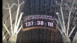 Fremont Street Experience counts down casino reopening