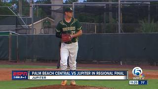 Regional final postponed between Jupiter and Palm Beach Central