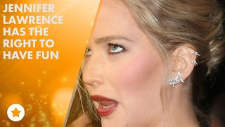 JLaw refuses to apologize for pole dancing video - Video