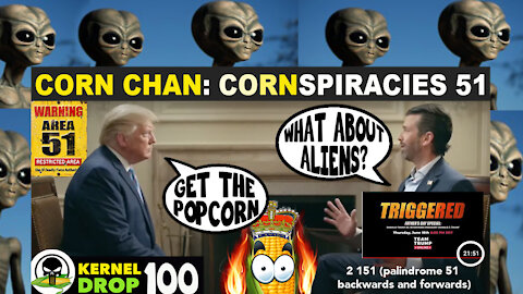 Corn Chan Memes 100 - Thought this day would never corn!!!