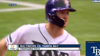 Relievers Vidal Nuno and Austin Pruitt lead Tampa Bay Rays past Baltimore Orioles 8-3 - Video