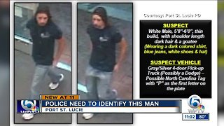 Video voyeurism suspect sought