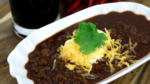 This is the ultimate chili recipe!