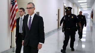Report Says McCabe's Public Statements Contradict Comey Testimony
