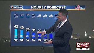 WINTER WEATHER ADVISORY | Update from Chief Meteorologist Mike Collier - Video