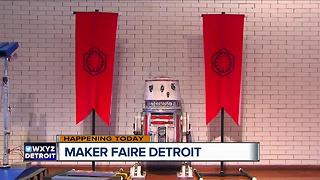 Maker Faire Detroit 2017 - Video
