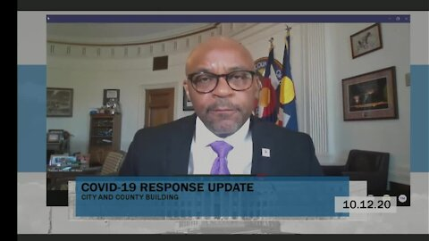 Denver officials concerned about continued increase in COVID-19 case rates, hospitalizations