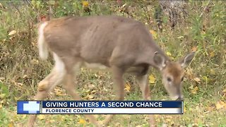 Giving hunters a second chance