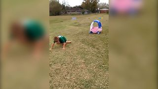 Wait For It! The Ultimate Sibling Fail - Video