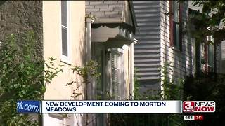 New housing development coming to Morton Meadows - Video