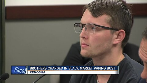 Kenosha brothers traveled to California for THC oil before being caught