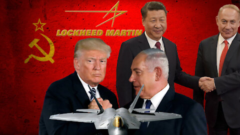 28. TRUMP GOES AFTER MILITARY INDUSTRIAL COMPLEX - LOCKHEED GIVES TECH TO IRAN, RUSSIA, CHINA