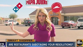 Fast food deals that might make you ruin your New Year's resolution - Video