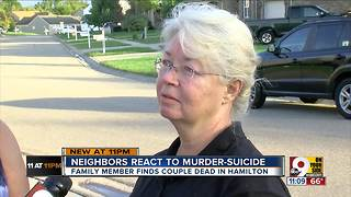 Couple dead of apparent murder-suicide in Hamilton - Video