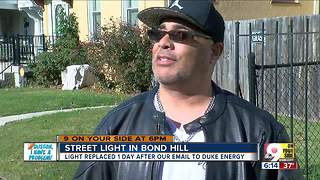 Houston, I Have a Problem: Broken street lights - Video
