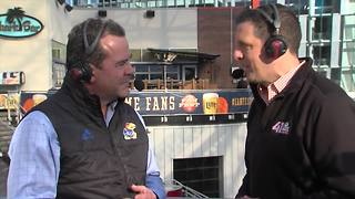 One-on-one with Kansas AD Sheahon Zenger