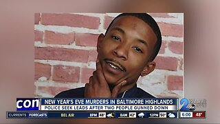 New Year's Eve murders in Baltimore Highlands