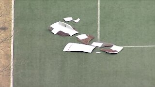 RAW: Debris from United flight falls on Broomfield neighborhood