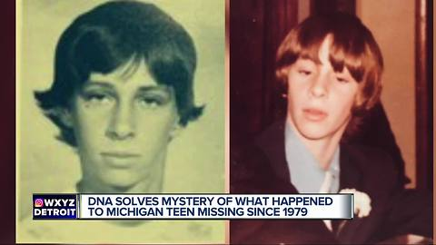 Family of teen missing for nearly 40 years talks to 7