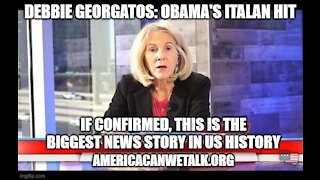 WATCH THIS: DEBBIE GEORGATO'S SHOW AMERICA CAN WE TALK.