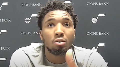 Donovan Mitchell Goes On Cuss Filled Rant Against Referees, Says Calls Are 'Getting Out Of Hand'