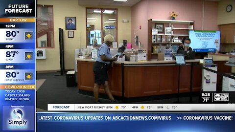 West Tampa Library preserves areas historic past