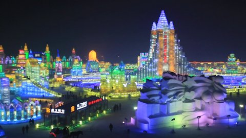 This Chinese Festival Is Like 'Frozen' Come to Life