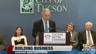 Tucson working to help businesses grow - Video