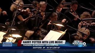 Tucson Symphony Orchestra to perform Harry Potter-themed concert - Video