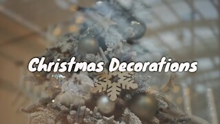 Christmas Decorations with Winter Wonderland (HD)