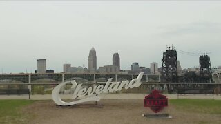 Ohio Gov. Mike DeWine visits Cleveland Wednesday to promote tourism